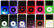 Apple iPod Classic 7th Gen 128GB SSD, Custom Colored, Your Choice! w/ Extras!!!