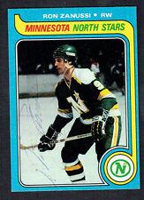 Ron Zanussi #22 signed autograph auto 1979-80 Topps Hockey Trading Card