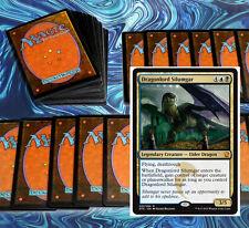 mtg BLUE BLACK SILUMGAR SACRIFICE DECK Magic the Gathering rare cards reef worm