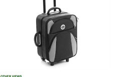 Drakes Pride - High Roller - Trolley Bag - Black