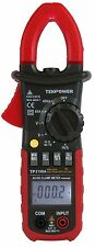 TekPower TP2108A 4000 Counts Clamp Meter AC DC Voltage Current Frequency Tester