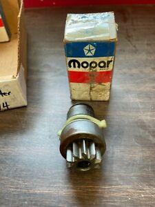 1962-81 CHRYSLER DODGE TRUCK STARTER CLUTCH NOS MOPAR 621
