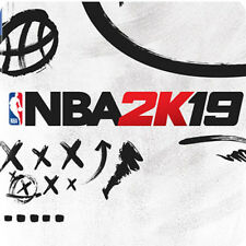 PS4 NBA 2K19 Sony PlayStation 2K Sports Games PREORDER