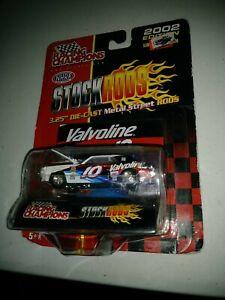 Racing Champions Stock Rods 2002 edition    #10 Valvoline car