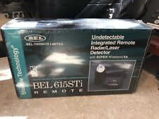 Bel Tronics Bel 615Sti-R Radar Laser New Old Stock