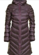 The North Face Women's Upper West Side Parka Down 700 Fill Coat M Purple