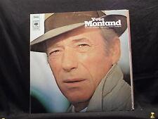 "Yves Montand - Dans Son Dernier ""One Man Show"" Intégral   2 LPs"