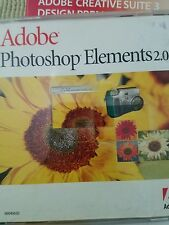 Adobe Photoshop Elements 2.0 (Retail) (1 User/s) - Full Version for Mac,...