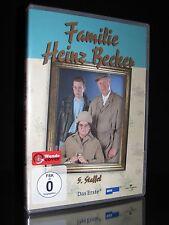 DVD FAMILIE HEINZ BECKER - STAFFEL 5 - Season - GERD DUDENHÖFFER *** NEU ***