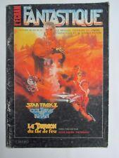 L'Ecran Fantastique n°27 Octobre 1982 Star Trek 2 La colère de Khan