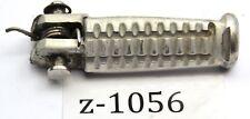 TRIUMPH DAYTONA 955i T595 - PEDANA ANTERIORE SINISTRA CONDUCENTE