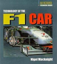 Formula 1 Technology by McKnight, Nigel