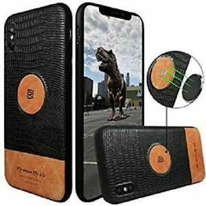 Remax  executive slim back case cover with magnetic plate for iPhone & Samsung