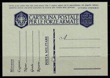 Kingdom of Italy 1931 Postal stationary 100% Fil. F39 12- mint