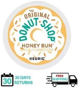 Donut Shop Honey Bun Keurig Coffee K-cups YOU PICK THE SIZE
