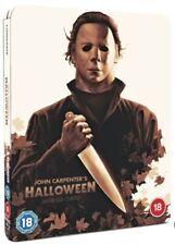 Halloween 1978 Exclusive 4K UHD Blu Ray Steelbook  New & Sealed Pre Order 26/10