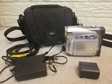 Jvc Gr-D270U MiniDv Camcorder 680 Kpix 25x Optical Zoom Ntsc Video Transfer
