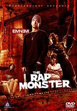 EMINEM 45 MUSIC VIDEOS HIP HOP RAP DVD DR DRE 50 CENT D12 RIHANNA LIL WAYNE AKON