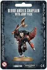 Blood Angels Chaplain With Jump Pack Space Marines Warhammer 40k Flipside