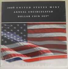 More details for 2008 united states mint annual uncirculated dollar coin set