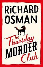 The Thursday Murder Club by Richard Osman 9780241425442 | Brand New
