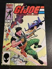 Gi-joe#54 Incredible Condition 9.2(1986) Mike Zeck Cover!!