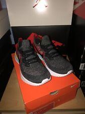 Nike Épica reaccionar Flyknit 2 Negras Super Jade UK 10 nos 11 BQ8928 007