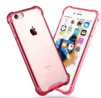 iPhone SE 2020/8/7 Case HD Clear Heavy Duty Defense Protective Cover Anti Drop