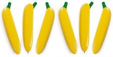 LOT OF 6 BANANA PENS FOR YOUR MONKEY PARTY LOW PRICE SUPER FAST SHIPPING!!