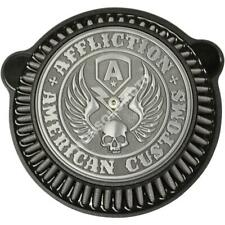KIT FILTRO ARIA LA CHOPPERS HARLEY DAVIDSON AFFLICTION AIR CLEANERS BLACK XL ...