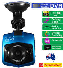Full HD 1080p mini car DVR video camera recorder night vision G sensor dash cam