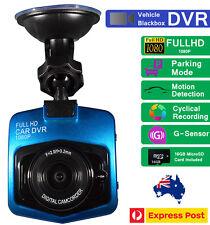 Full HD 1080p mini car DVR video camera recorder night vision G sensor dash cam