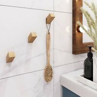 Luna Wood Wall Hook | Coat & Hat | Towel | Bath Robe