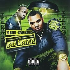 Yo Gotti / Kevin Gates - Usual Suspects 5 [New CD] Explicit