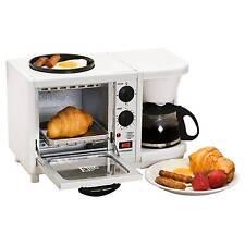 Elite Cuisine Multifunction 3-in-1 Breakfast Center