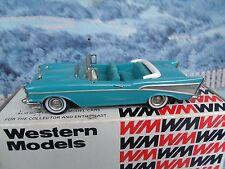 1/43 Western models  Chevrolet belair 1957