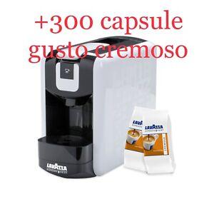 Macchina Caffè Capsule Cialde Lavazza Espresso Point Ep Mini+300 capsule omaggio
