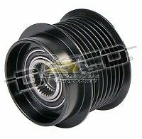 DAYCO Overrunning AltPulley(90A120A150A200A)FOR John Deere 6150M 13- 6.8L Dturbo