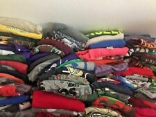 Men's 5 Pounds of Winter/Fall CLOTHING Huge Lot Tops Shirts Sweater Long Sleeve