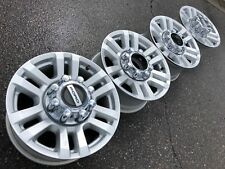 """2018 18"""" FORD F250 F350 LIMITED OEM FACTORY STOCK WHEELS RIMS LARIAT SUPERDUTY"""