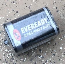 EVEREADY 6 Volt Lantern Battery 1209 Super Heavy Duty Spring Sealed NEW