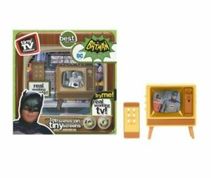 Tiny TV Classics BATMAN Classic TV Series 1966 PLAY CLIPS FROM THE TV SHOW!!!