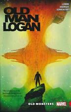 WOLVERINE: OLD MAN LOGAN VOL #4 TPB OLD MONSTERS Jeff Lemire Marvel Comics TP