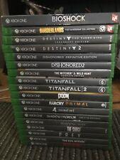 xbox one video games bundle
