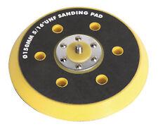 """Orbital DA 6"""" 150mm  Sanding Disc Backing Pad Velcro"""