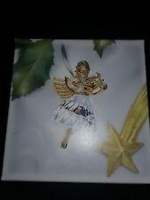 Swarovski Christmas Annual 1998 Angel Free Ship