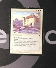 1 Moat (#9904) - Legends White MtG Magic 93/94 Old School Rare 1x x1