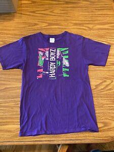 The Hardy Boyz T-shirt Small WWE WWF ECW WCW AEW Pro Wrestling