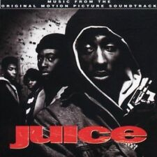 Juice (Original Soundtrack CD) Cypress Hill Crew Eric B & Rakim Salt N' Pepa
