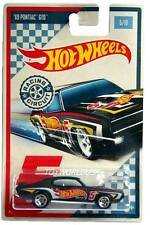 2017 Hot Wheels Racing Circuit #5 '69 Pontiac GTO